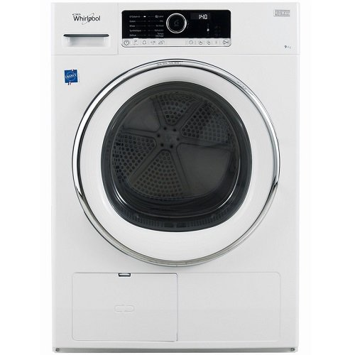 s che linge pompe chaleur whirlpool 9kg cmc. Black Bedroom Furniture Sets. Home Design Ideas