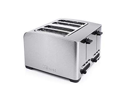 Grille-pain Tristar inox