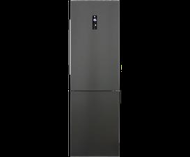 Réfrigérateur HAIER gris anthracite