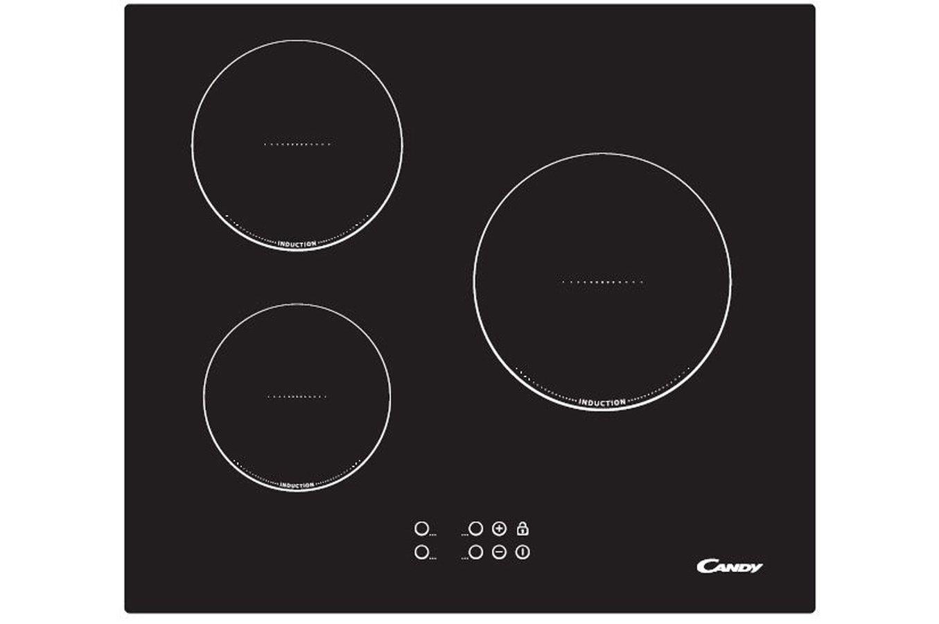 Cuisson induction aeg kaitlent table de cuisson induction - Table induction 3 foyers ...