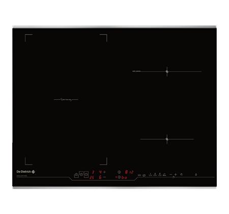 Grande plaque luxe induction de dietrich cmc - Plaque induction de dietrich mode d emploi ...