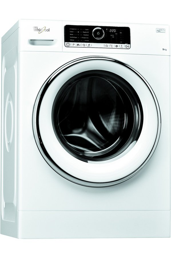 lave linge hublot whirlpool 6 me sens 10kg cmc. Black Bedroom Furniture Sets. Home Design Ideas