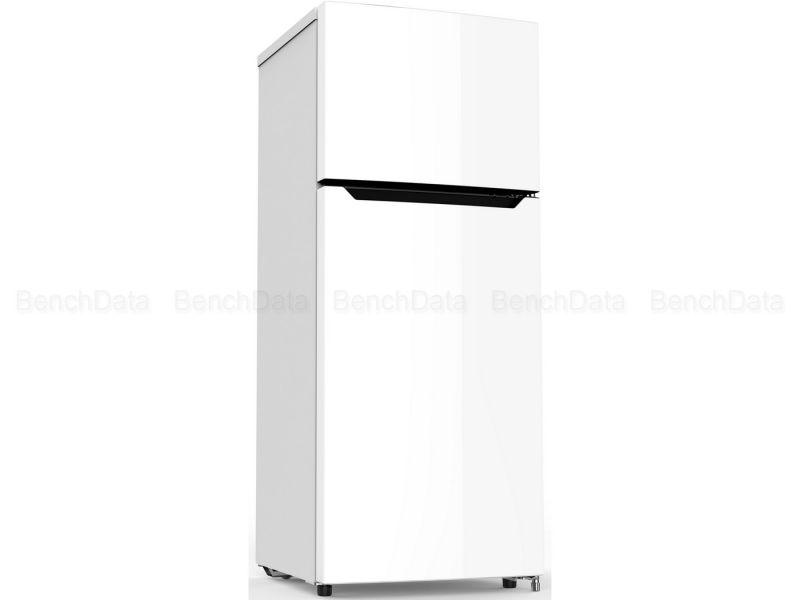 Réfrigérateur-congélateur avec support micro Ondes HISENSE