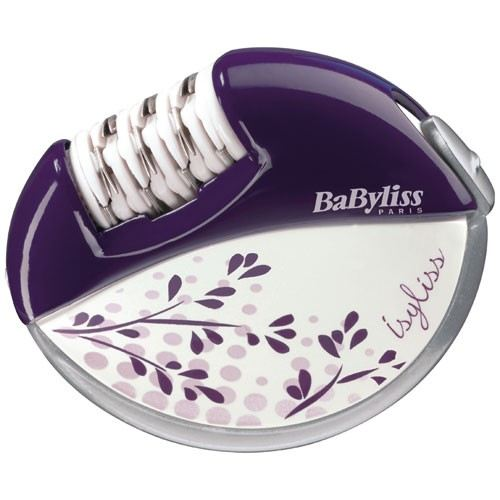 Epilateur Isyliss Babyliss violet