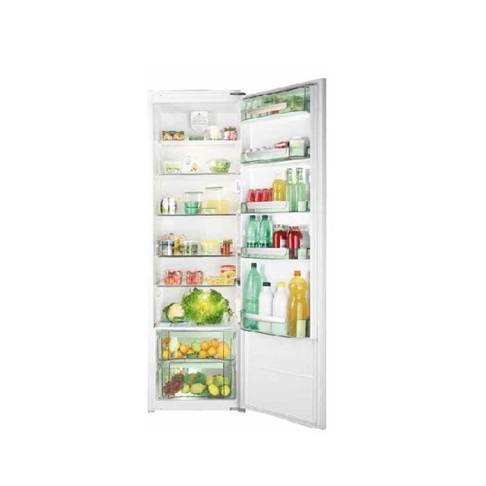 Réfrigérateur intégrable  1 porte AIRLUX A+