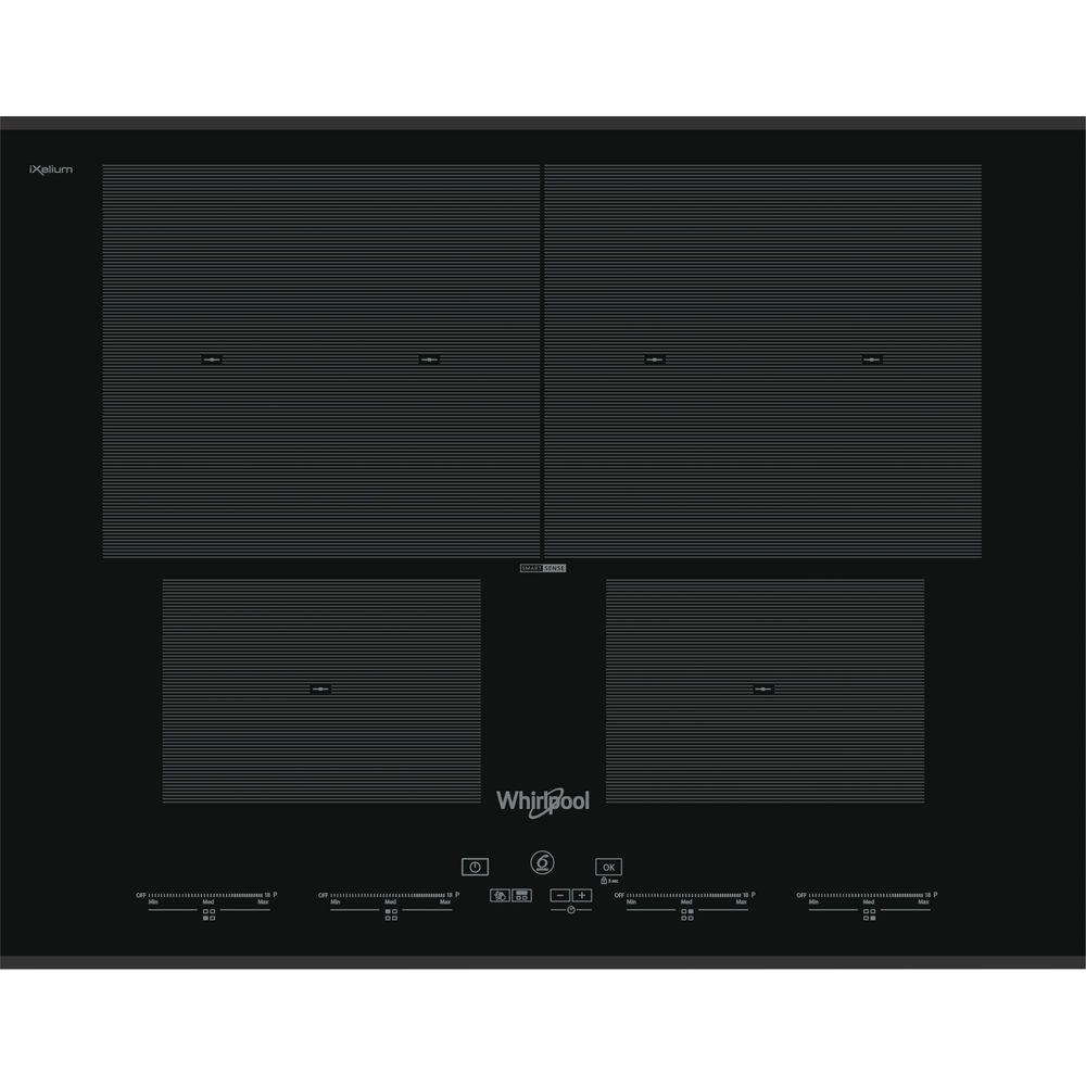 Table de cuisson induction 65cms 6ème Sens Whirlpool