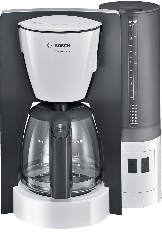ComfortLine blanc/ Gris foncé Cafetière Bosch