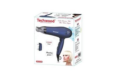 Sèche Cheveux Pro Techwood